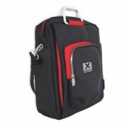"Backpack APPROX 15.6"" Black/Red (APPNBST15BR)"