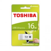 Pendrive TOSHIBA 16Gb USB3 Hayabusa Blanco U301W0160E4