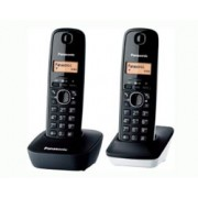 Cordless Phones Panasonic KX-TG1612S (Twin Handsets)