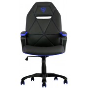 Chair ThunderX3 reclinable hidrauli.Black/blue(TGC10BB)