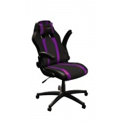 Chair Mars Gaming MGC2 Black/Pink con brazos (MGC2BP)
