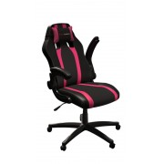 Chair Mars Gaming MGC2 Black/Pink con brazos (MGC2BPK)