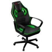 Chair Mars Gaming MGC0 Black/Green (MGC0BG)