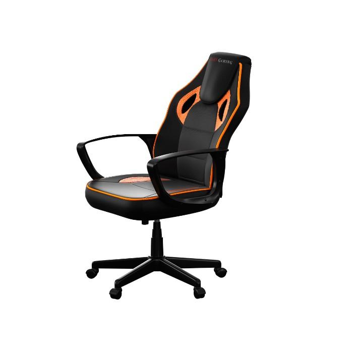 Silla Mars Gaming MGC0 Negro/Naranja (MGC0BO)