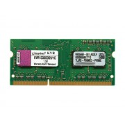 Modulo DDR3 1333Mhz SODIMM 1Gb KVR1333D3S9/1G
