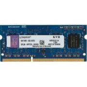 Modulo DDR3L Low Voltage1600Mhz SODIMM 4Gb KVR16LS11/4