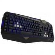 Teclado TACENS Gaming THUNDERX3 Iluminado USB (TK25)