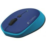 Ratón LOGITECH M335 Wireless Azul (910-004546)
