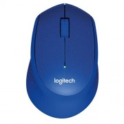 Mouse LOGITECH M330 Wireless Silent Blue (910-004910)