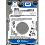"Disco WD 500Gb 2.5"" SATA3 16Mb 5400rpm 7mm (WD5000LPCX)"