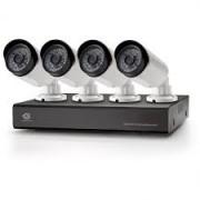 Surveillance kit Conceptronic 4Cam+Recorder Ext (C4CHCCTVKITD)