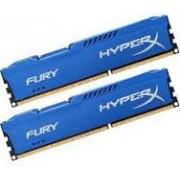 Modulo DDR3 1600MHz HyperX 8Gb HX316C10FK2/8 (2x4)