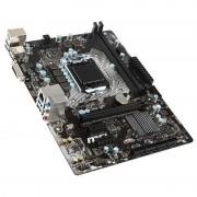 MSI H110M PRO-D:(1151) 2xDDR4 DVI USB3.1 mATX