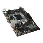 MSI H110M PRO-VH PLUS:(1151) 2xDDR4 VGA HDMI PS/2 mATX