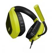 Headset Gaming OZONE Rage Z50 Yellow (OZRAGEZ50GLY)