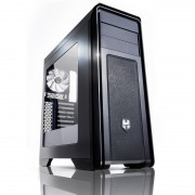 Semitorre ATX NOX HUMMER S/fuente USB3 Negro (NXHUMMERZX)
