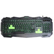 Teclado KEEPOUT GAMING F80S
