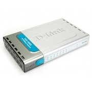 SWITCH D-Link 8P 10/100 (DES-1008D)