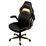 Silla Mars Gaming MGC117 Negro/Amarillo (MGC117BY)