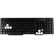 Keyboard TACENS Gaming HADES aluminium usb (MKHA0)
