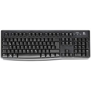 Keyboard LOGITECH K120 USB OEM Alemán (920-002516)