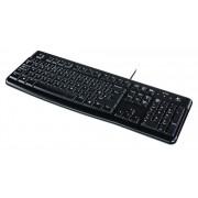 Teclado LOGITECH K120 USB OEM Ingles (920-002479)