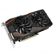 GIGABYTE PCIe 3.0 AMD RX570 4Gb (GV-RX570GAMING-4GD)
