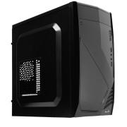 Semitorre mATX AEROCOOL USB2/3 Negro (CS-102)