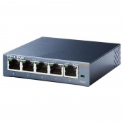 Switch TP-LINK 5 Puertos 10/100/1000 No Rack (TL-SG105)