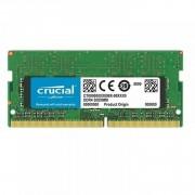 Modulo CRUCIAL DDR4 4Gb 2400Mhz SODIMM (CT4G4SFS824A)