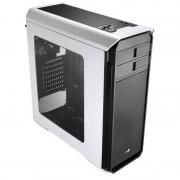 Semitorre AEROCOOL Ventana USB3 Blanca (AERO500W-W)