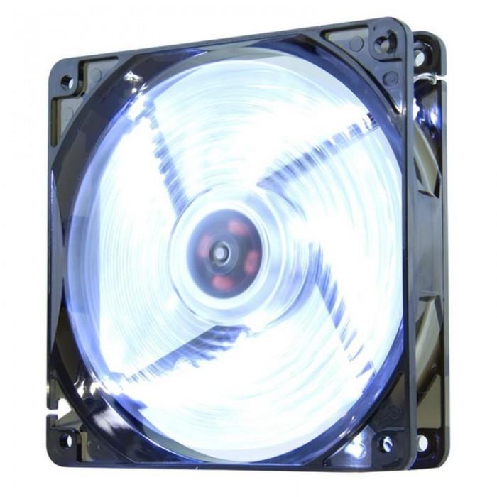 Fan Cooler NOX Coolfan 12cm Blanco (NXCFAN120LW)