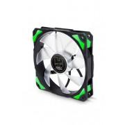 Fan Cooler NOX HFAN 12cm Verde (NXHUMMERF120LG)