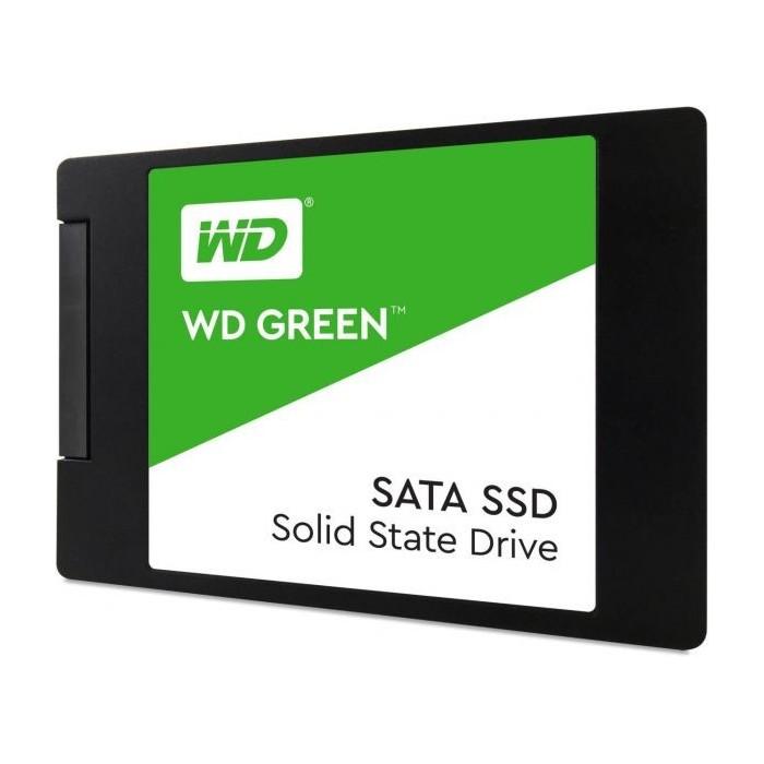"""SSD Western Digital Green 240Gb SATA 2.5"""" (WDS240G2G0A)"""