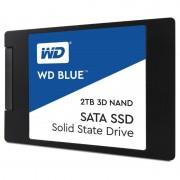 SSD Western Digital Blue 3D NAND 2TB SATA (WDS200T2B0A)