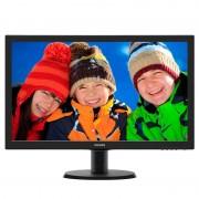 "Monitor PHILIPS 24"" LED FHD HDMI VGA DVI (243V5LHSB)"