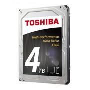 "Disco Duro Toshiba X300 4Tb 3.5"" 7200rpm 128Mb SATA3"