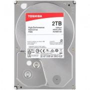 "Hard Disk Toshiba P300 2Tb 3.5"" 7200rpm 64Mb (HDWD120)"