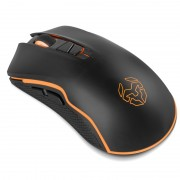 Mouse Gaming NOX KHAN optico 4000dpi usb (NXKROMKAHN)