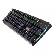Keyboard Mecánico Mars Gaming Switch Brown (MK4BR)