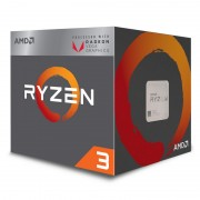 AMD Ryzen 3 2200G 3.5Ghz 2Mb AM4 Caja
