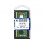 Modulo DDR4 2400Mhz SODIMM 8Gb KVR24S17S8/8