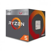 AMD Ryzen 5 2400G 3.6Ghz 2Mb AM4 Caja