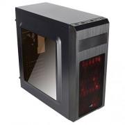 Case AEROCOOL mATX USB3.0 12x12 (SI-5101 Advance)