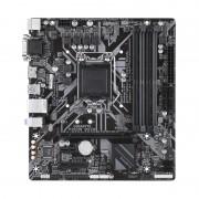 GIGABYTE GA-B360M DS3H:(1151) 4DDR4 VGA DVI