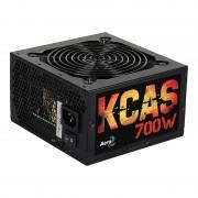 Fuente AEROCOOL KCAS 700W 80+ Bronze Gaming (KCAS-700W)