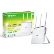 Router TP-LINK wireless DualBand 450MB 2USB (Archer C8)