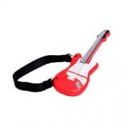Pendrive TECHONETECH Guitarra Roja 16Gb USB2 TEC5140-16