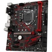 MSI B360M GAMING PLUS:(1151) 2DDR4 VGA DVI HDMI mATX