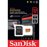 SANDISK Micro SDXC 32Gb C10 (SDSQXAF-032G-GN6MA)